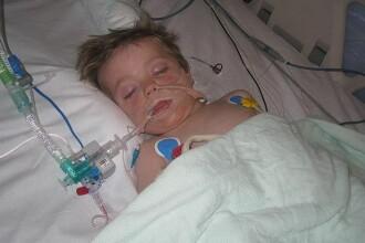 Un copil de 3 ani a revenit la viata dupa ce toti l-au crezut mort. Medicii:Nu avem nicio explicatie