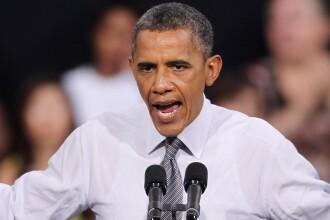 O scrisoare cu o substanta suspecta i-a fost trimisa lui Barack Obama. Un suspect, retinut de FBI