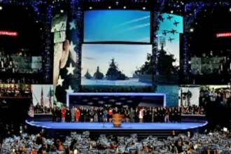 Gafa uriasa in timpul Conventiei Democrate din SUA. Au confundat navele rusesti cu cele americane