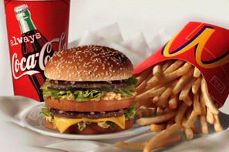 Site-ul McDonald's care ii sfatuia pe angajatii companiei sa nu manance fast food a fost inchis