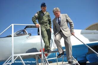 Ministrul Dobritoiu despre Politia aeriana: Speram ca vom lua o decizie politica in scurt timp