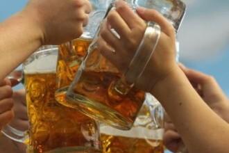 Romanii prefera berea autohtona si beau de 2 mld.euro pe an. Secretele celei mai consumate bauturi