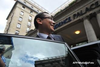 Ponta vrea sa propuna in noua Constitutie ca Parlamentul si justitia sa lucreze si in luna iulie