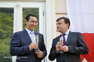 Ponta a intervenit intr-o emisiune TV unde era invitat Antonescu: