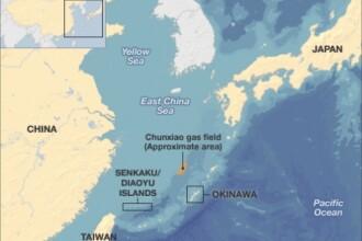 Insulele pentru care China este gata sa atace Japonia. Istoria acestui conflict cu miza financiara