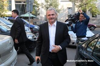 Liviu Dragnea: Voi candida pentru functia de presedinte executiv al PSD, daca va fi infiintata