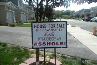Anuntul de care au ras mii de oameni. Motivul pentru care o persoana isi vinde casa. FOTO