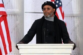 Samuel L. Jackson, sustinator al lui Obama, le spune alegatorilor americani:
