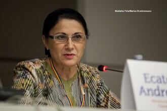 Ecaterina Andronescu, aleasa presedinte PSD Bucuresti; Vanghelie si Negoita - presedinti executivi