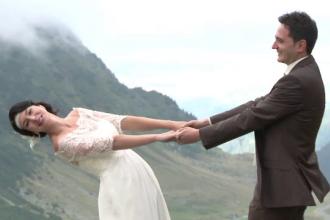Pretul platit de cupluri ca Transfagarasanul si Balea Lac sa devina decorul unei nunti de vis