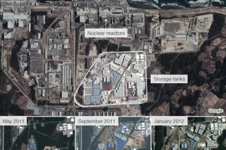 Zidul de gheata de 470 de milioane de dolari, solutia disperata a japonezilor pentru Fukushima