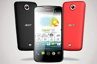 IFA Berlin 2013. Acer va lansa Liquid S2 phablet cu rezolutie video de tip 4K