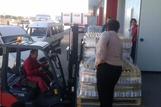 La Satu Mare incepe distribuirea alimentelor pentru persoanele cu venituri mici