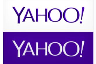 Logoul Yahoo s-a micsorat, dar si-a pastrat semnul exclamarii