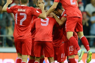 ROMANIA - UNGARIA 3-0. Singura veste proasta a serii: Turcia a facut spectacol cu Andorra