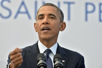 Apelul lui Barack Obama catre Congres.