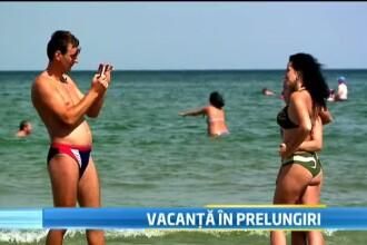 Septembrie cu iz de vara. 50.000 de turisti aflati pe litoral s-au bucurat de vremea de plaja