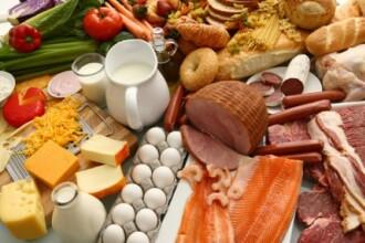 Alimentele pastrate in conditii improprii si igiena precara provoaca toxiinfectii