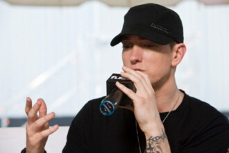 Eminem, avertisment dur la adresa lui Donald Trump: