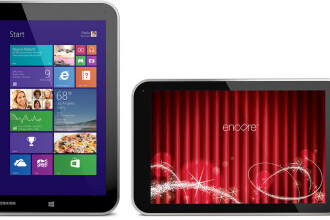 Toshiba Encore. O tableta cu Windows 8.1 pe care ti-o poti permite