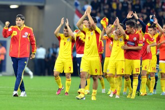 ROMANIA - TURCIA, 0-2, pe National Arena. Al doilea gol a fost inscris in minutul 95