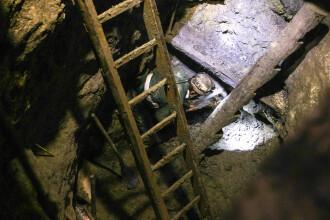Cei 22 de mineri continua protestul in subteran la Rosia Montana. Protestele vor continua in strada