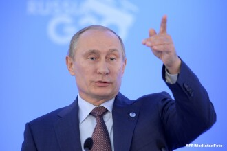 Criza in Ucraina. Vladimir Putin, dupa incheierea