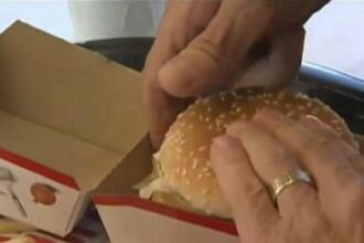 Cum arata barbatul care a mancat timp de 30 de ani, in fiecare zi, la McDonald's. FOTO