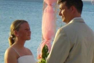 Poza de nunta pe care mireasa nu o vrea in album.