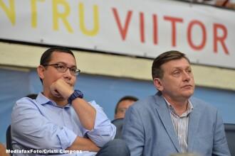 Traian Basescu: Cred ca PSD va avea propriul candidat la presedintie. Nu-mi doresc criza politica