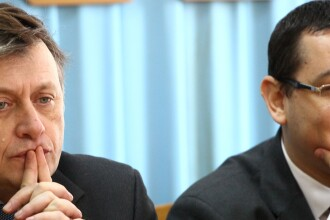 Antonescu: Discutia pe pactul de coabitare e un caraghioslac, tii din treaba doi ministri importanti
