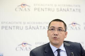 Ponta: Nimeni nu se pricepe mai bine la murdariile din proiectul Rosia Montana decat Traian Basescu