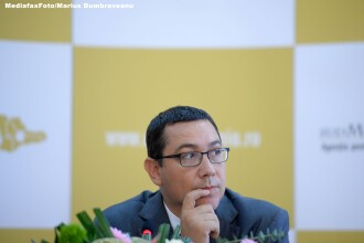 Ponta: Cernea l-a adus in Parlament pe legionarul de mucava Neamtu, nu am decat sa ma supar pe mine