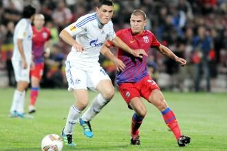 SCHALKE - STEAUA. Primul jucator care poate pleca dupa meciul de debut in actualul sezon de Liga