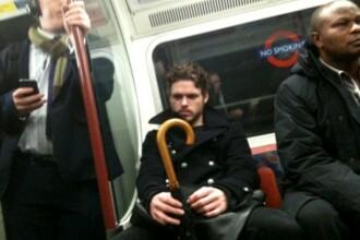 Un actor din Game of Thrones este criticat de fani. Ce a facut acesta in metrou