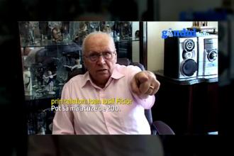 Reactia tortionarului Ficior pentru ProTV la acuzatiile de genocid: