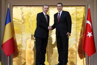 Investitorii turci i-au transmis lui Ponta ca vor sa primeasca ajutor de stat, in conditiile UE
