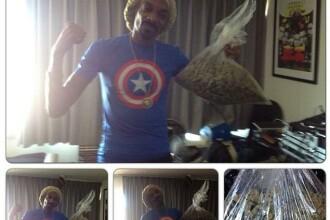 Pariul pus de Snoop Lion pe victoria lui Mayweather in fata lui Canelo Alvarez. Cat a castigat