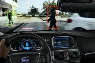 Cea mai sigura masina din lume este SF. Are airbag pentru pietoni si senzori impotriva tamponarii