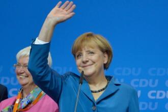 ALEGERI IN GERMANIA. Triumf istoric al conservatorilor lui Merkel. Liberalii, afara din Bundestag