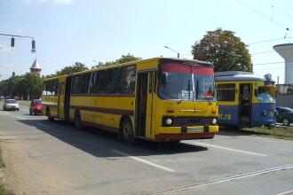 """Autobuze """"noi"""" pentru aradeni, cumparate de la… second-hand. Cat costa afacerea"""