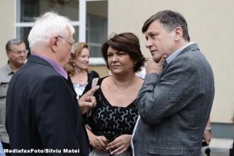 Crin Antonescu: Nu merg la Universitate sa discut cu manifestantii anti-Rosia Montana