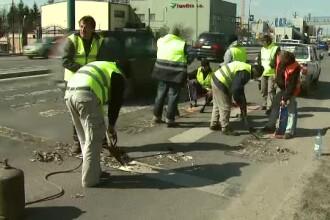 Strada Republicii din Cluj-Napoca, inchisa temporar. Se schimba sensurile de circulatie