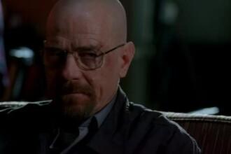"""""""Breaking Bad"""", transformat în realitate de un profesor. Inclusiv s-a ras în cap"""