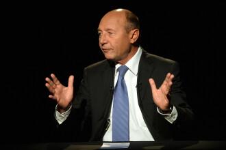Gluma lui Traian Basescu despre iesirea din politica:
