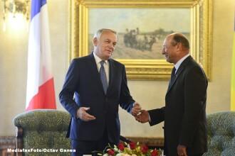 Mesajul lui Traian Basescu pentru francezi, care nu vor Romania in Schengen: