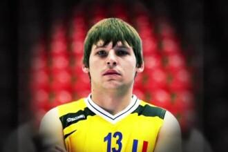 Andrei Lefter, baschetbalistul care a murit la 23 de ani, a fost inmormantat la Ploiesti