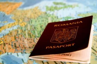 Cat de puternic este pasaportul romanesc. Harta mondiala a libertatii de calatorie