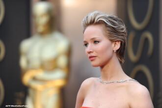 Jennifer Lawrence s-a despartit de Chris Martin. S-a intamplat dupa ce solistul trupei Coldplay s-a intalnit cu fosta sotie