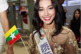 O regina a frumusetii a fugit cu tiara iar acum cere scuze din partea organizatorilor pentru a inapoia coroana